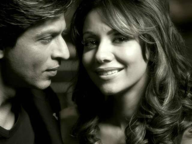 Love Story – LOVE STORY of Shah Rukh and Gauri Khan