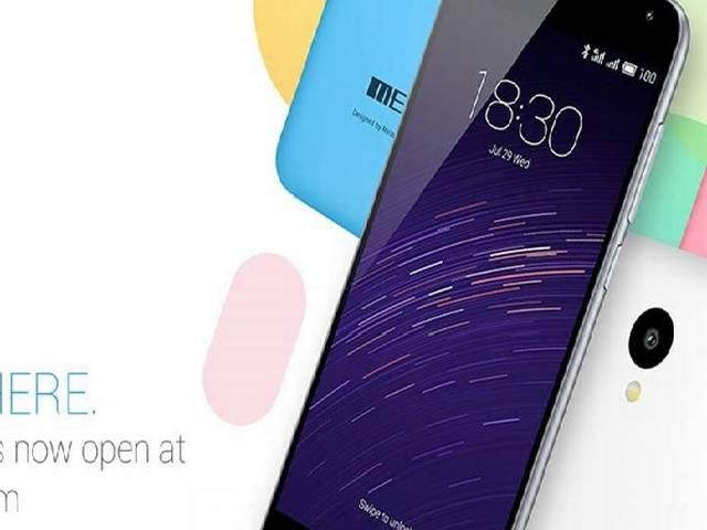 Meizu m2 With 13-Megapixel Camera Launched at Rs. 6,999