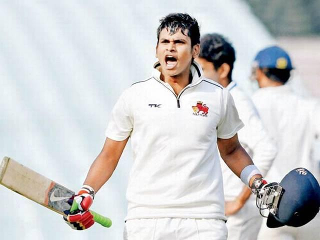 Ranji Trophy_Shreeyas Iyer