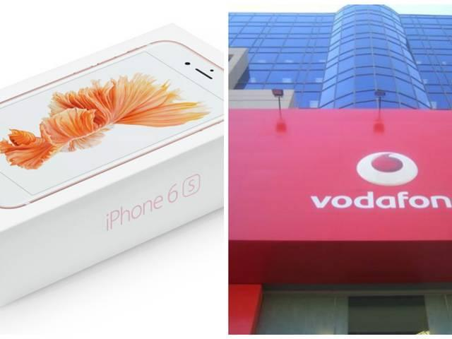 Vodafone to offer freebies worth Rs 8885 on latest iPhones
