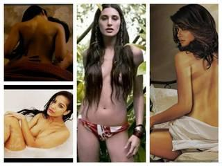 topless bollywood actresses