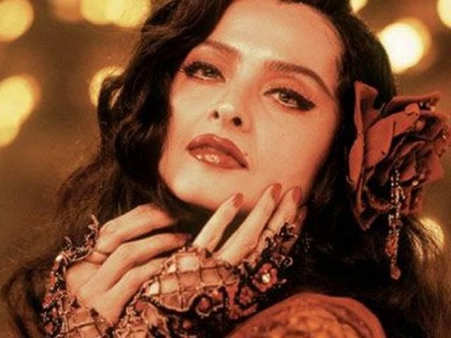 Happy birth day: top 5 songs of rekha