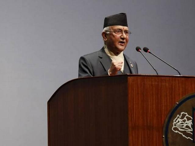KP Sharma Oli replaces Sushil Koirala as new Prime Minister of Nepal