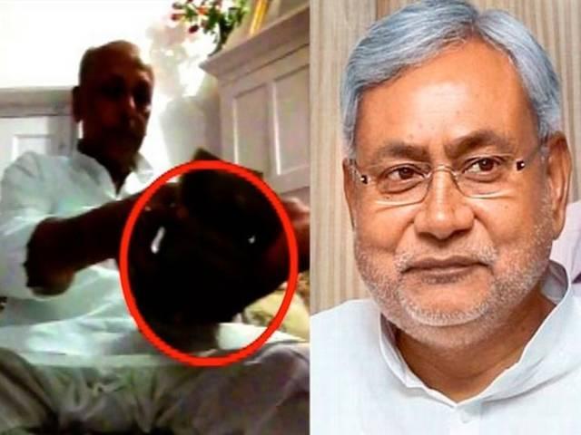 Bihar Minister Awadhesh Kushwaha Resigns Over Charges of Graft