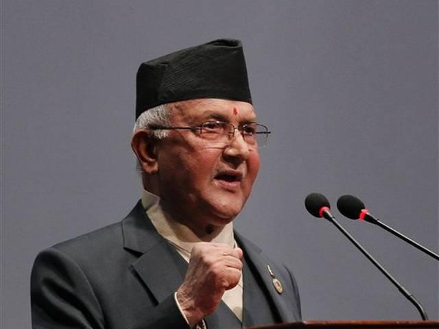 KP Sharma Oli replaces Sushil Koirala as new Prime Minister of Nepal