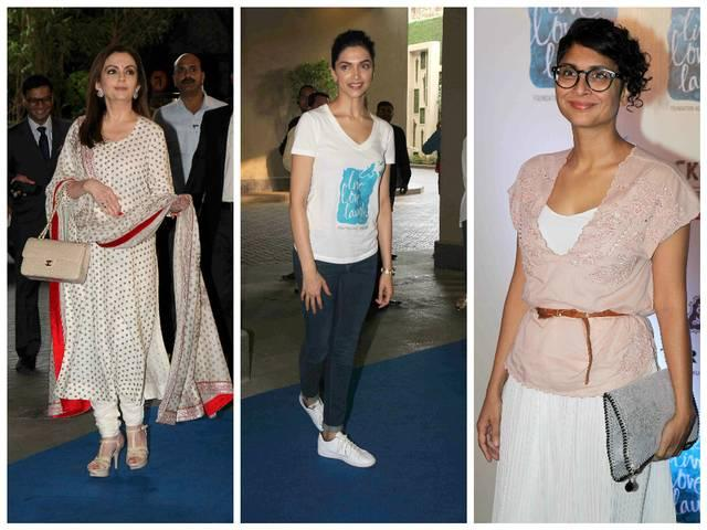 Deepika Padukone launches her NGO The Live Love Laugh Foundation
