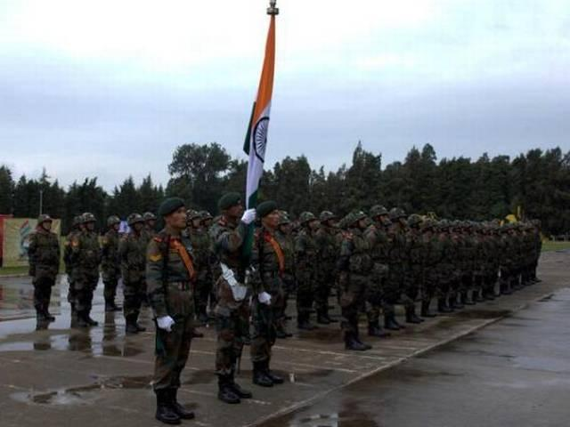 Indo-China joint military exercise begins today in Kunming for counter terrorism
