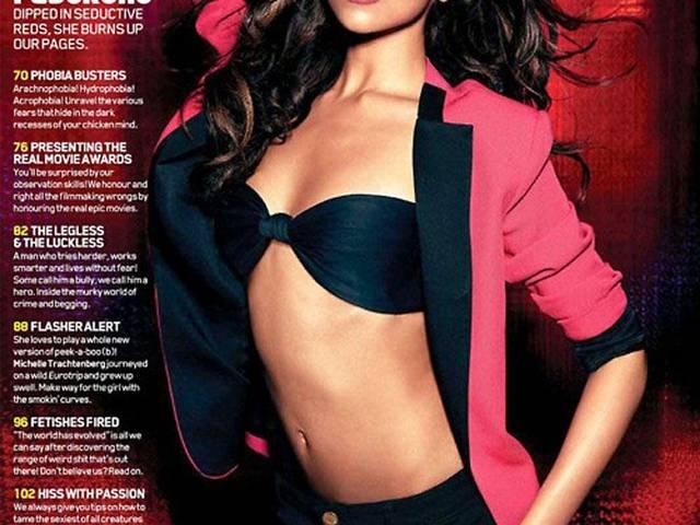 Bollywood_actress_Deepika Padukone_GQ_photoshoot