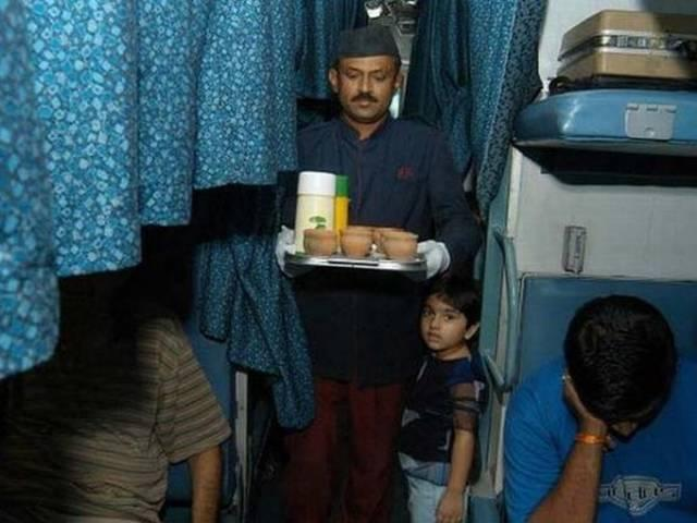 irctc's e-catering service becomes food on track