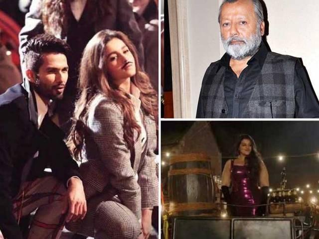 Sanah intimidated more by dad Pankaj Kapoor than Shahid