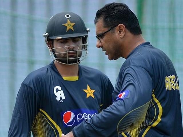 'Shehzad misbehaved with Waqar and he retaliated physically'