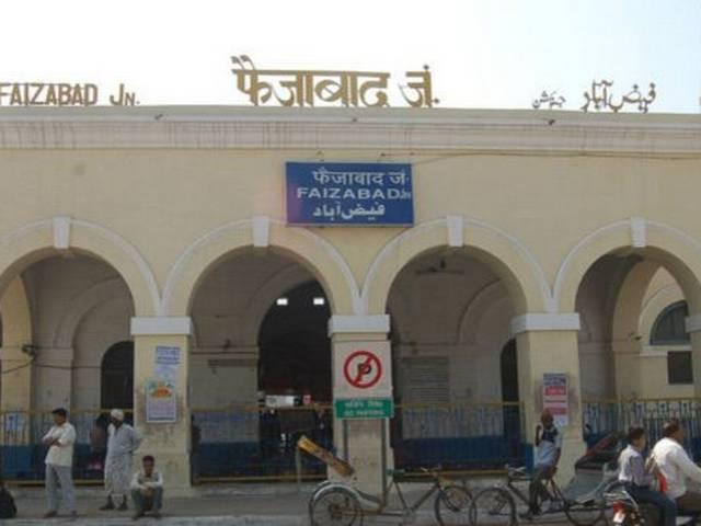 Temple, mosque targeted in Faizabad last night by miscreants