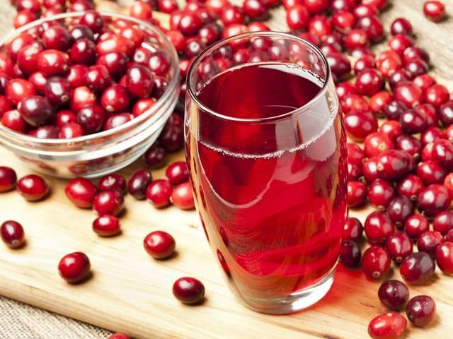 Drinking Cranberry Juice May Protect Your Heart