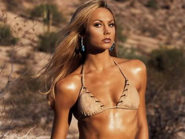 American_Actress_Stacy Keibler