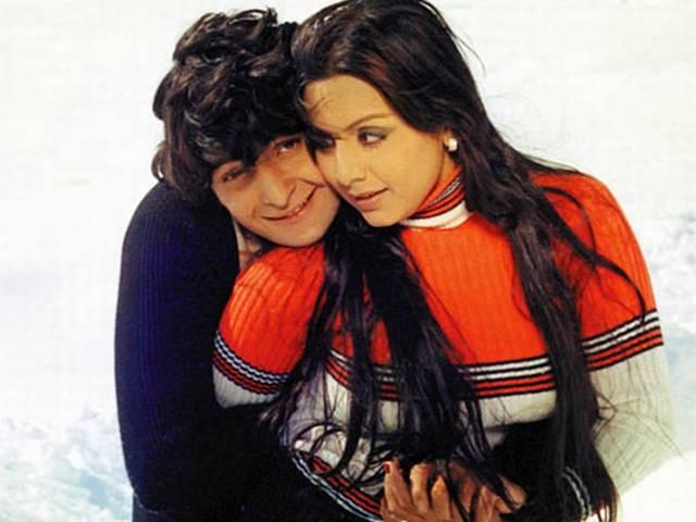 Rishi Kapoor and Neetu love story
