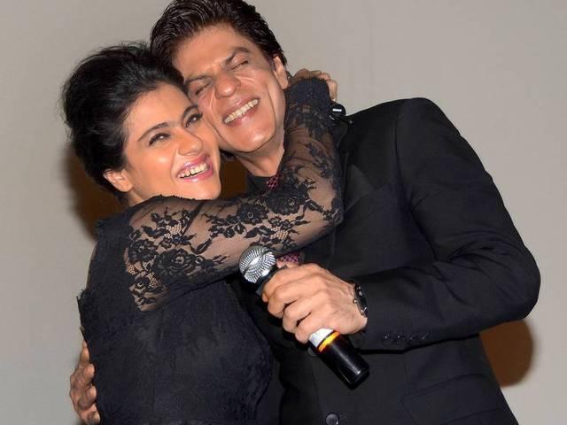 Kajol and I 'Worst Dancers', Says Shah Rukh Khan