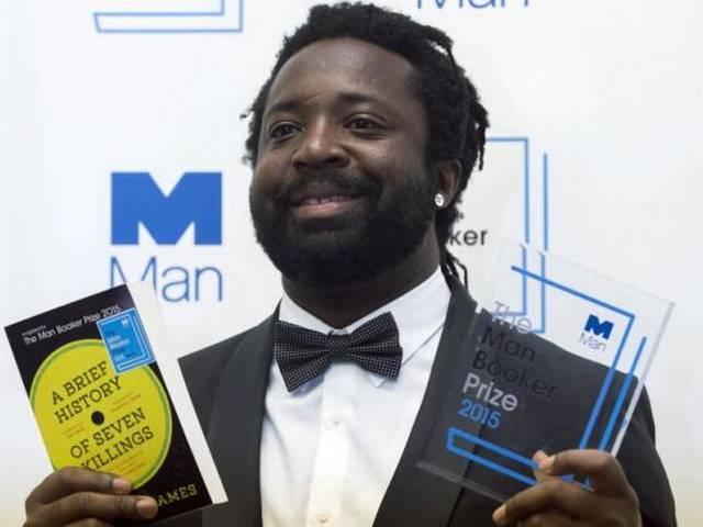 Jamaican author Marlon James wins Man Booker Prize 2015