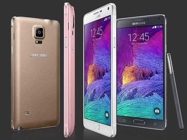 Flipkart is offering a discount of Rs. 15,000 on the Galaxy Note 4