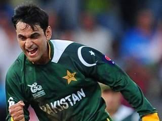 Mohammad Hafeez becomes father again
