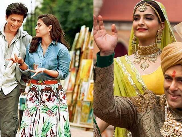 Shah Rukh Khan's 'Dilwale' trailer to release with Salman Khan's 'Prem Ratan Dhan Payo' on Diwali