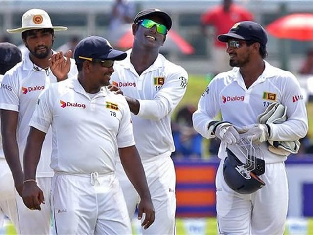 srilanka beat west indies
