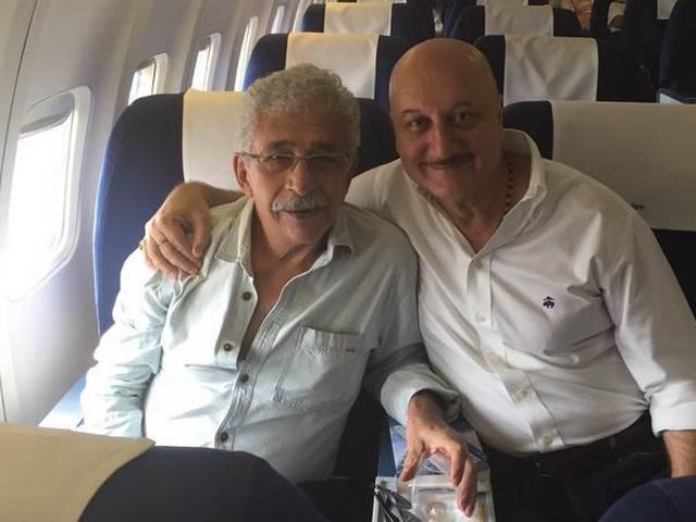Naseeruddin Shah bogus social networking accounts: Anupam Kher