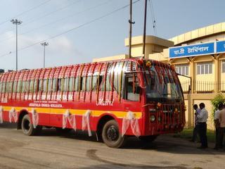 Bus_Agartala_Dhaka_Kolkata_Manik Dey