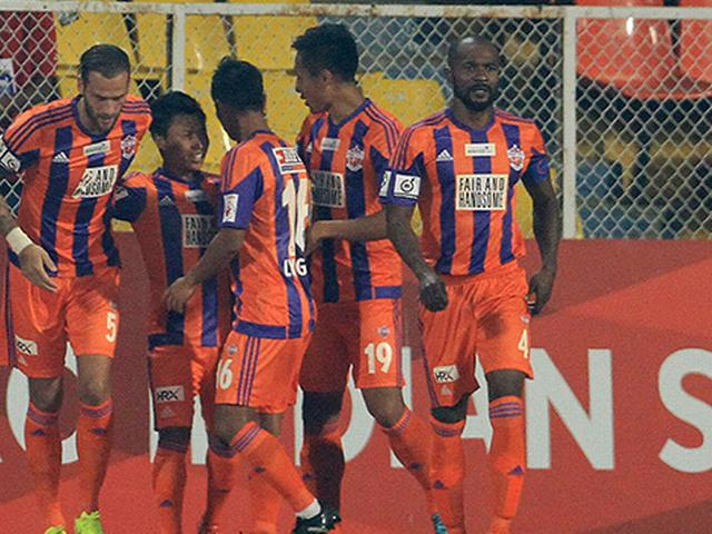 FC Pune City leapfrog Atlético to go top of the table