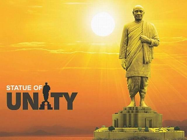 congress slams pm over reports of made in china sardar patel statue