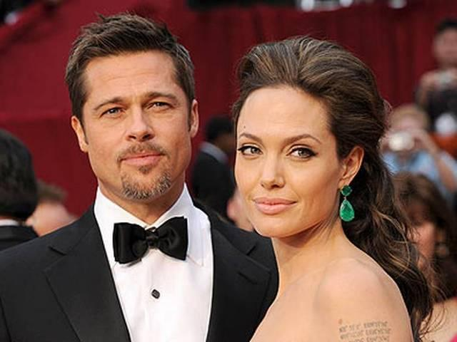 There are differences between me and the Brad: Angelina Jolie