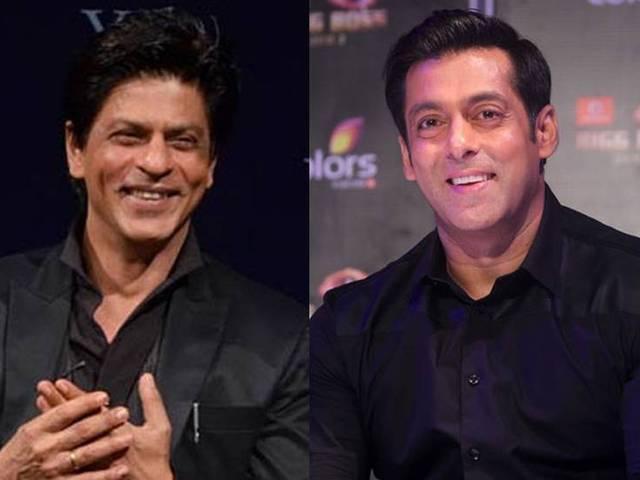 Salman Khan beats Shah Rukh Khan to be the most popular male star