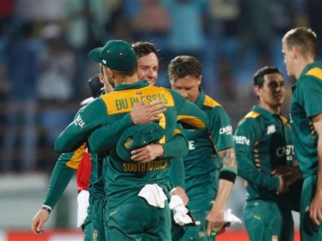 South Africa win third ODI against India by 18 runs