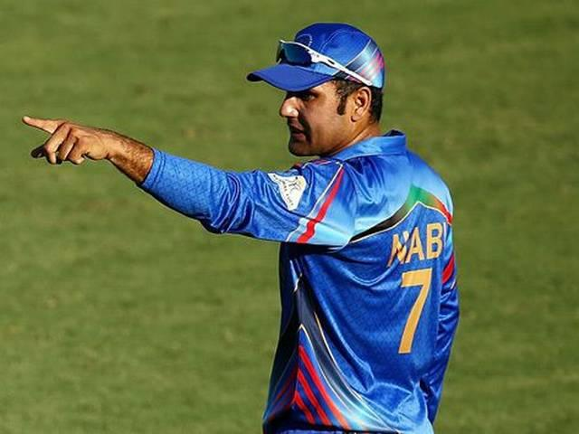 Mohammad Nabi century helps Afghanistan level ODI series against Zimbabwe