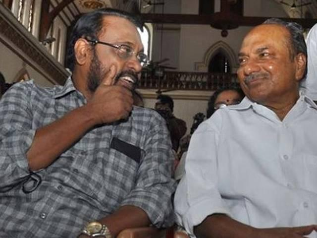 Cherian Philip today courted controversy after making unsavoury comments