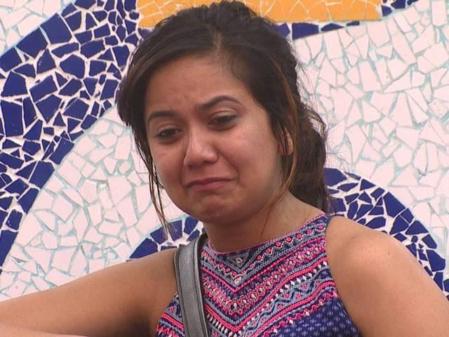 roopal saddend on ankit gera's eviction