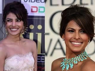 Bollywood stars and their Hollywood look-alike