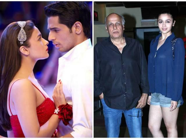 When Mahesh Bhatt asked Alia, 'Are you dating this guy?'