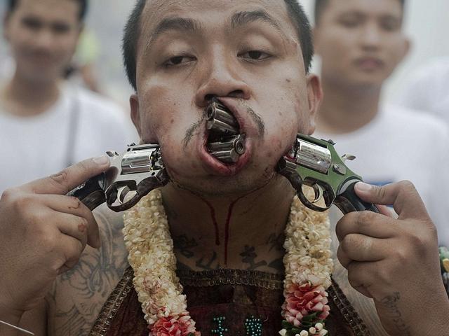 Phuket 'purification' festival