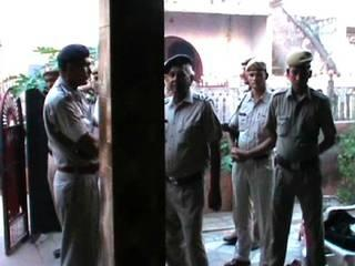 four dalits burnt alive in faridabad
