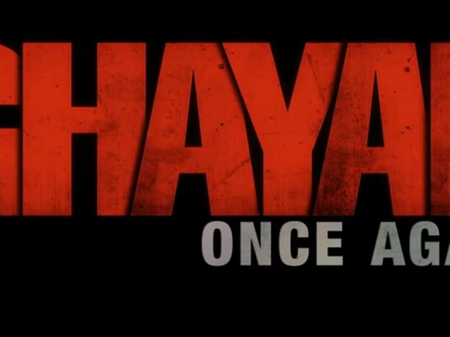 motion poster of ghayal once again unveiled