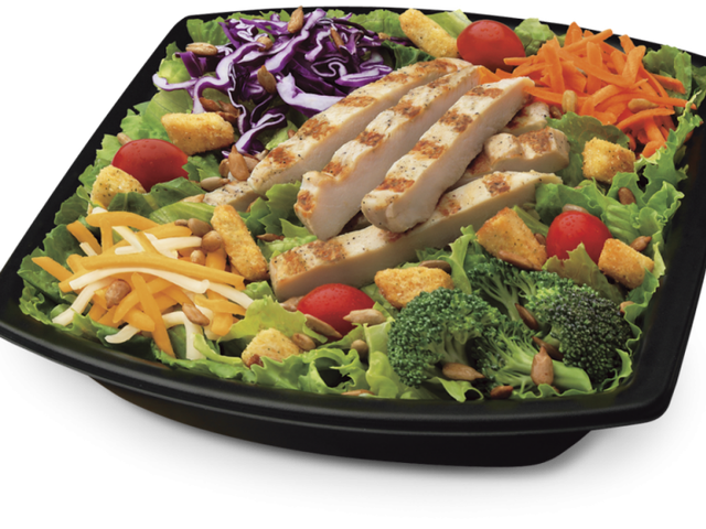 World's 10 Healthiest Fast Food Meals