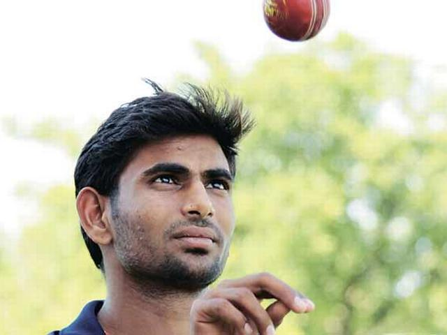 nath singh india's new fast bowler