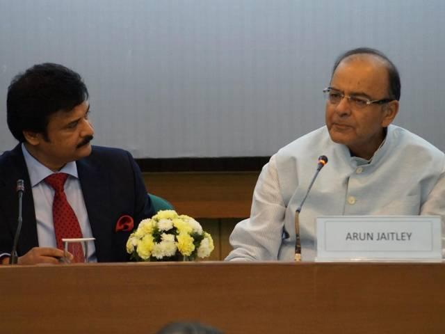 seized pulse to be sold in market says finance minister arun jaitley