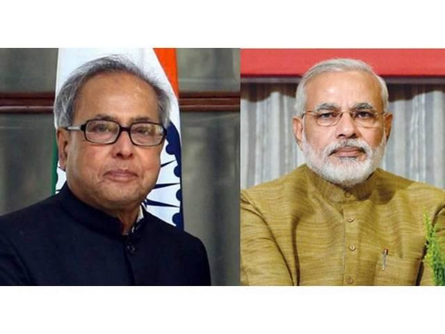 President and PM wishes happy dussehra