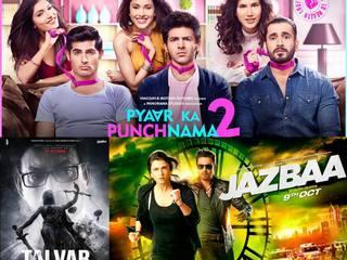 Opening week_box office collection_pyar ka punchnama 2