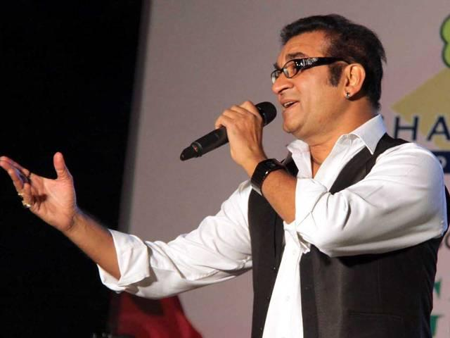 FIR against singer Abhijeet Bhattacharya; woman accuses him of molesting her