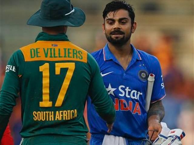 Virat Kohli and AB De Villiers Star of the Day