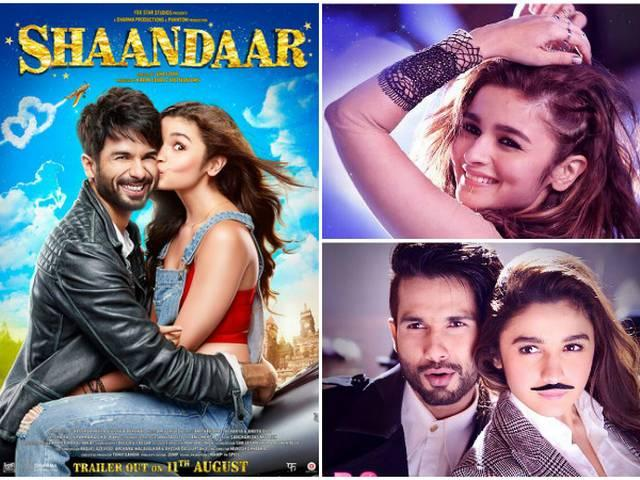 Movie Review: Alia-Shahid Shaandaar is not Shaandaar at all
