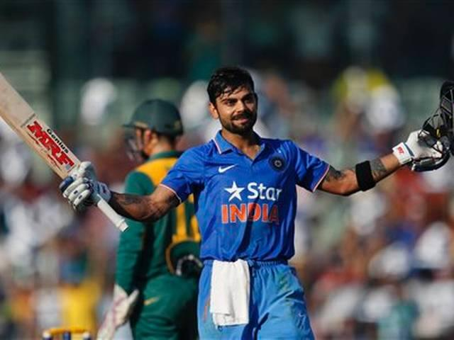 Virat Kohli pays tribute to Sehwag in typical Viru style