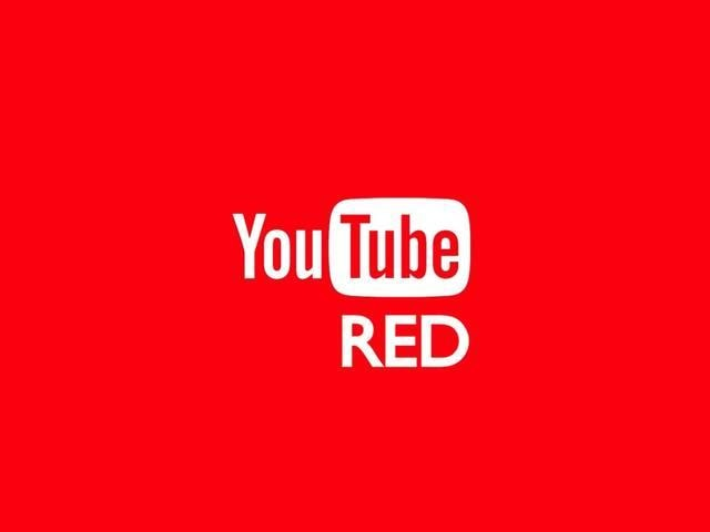 YouTube's paid version YouTube Red launched